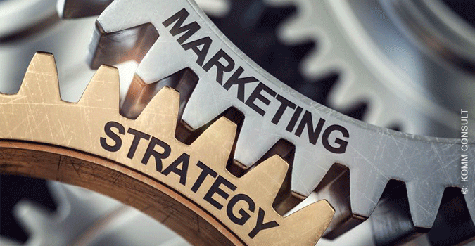 KOMM Consult Marketing Strategie